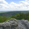 Black Mountain : The Cumberland Plateau has some amazing geology and unbeatable scenery.