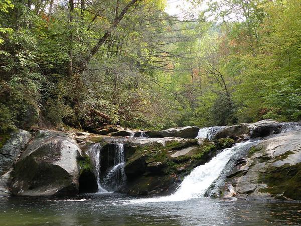 Slickrock Creek Area